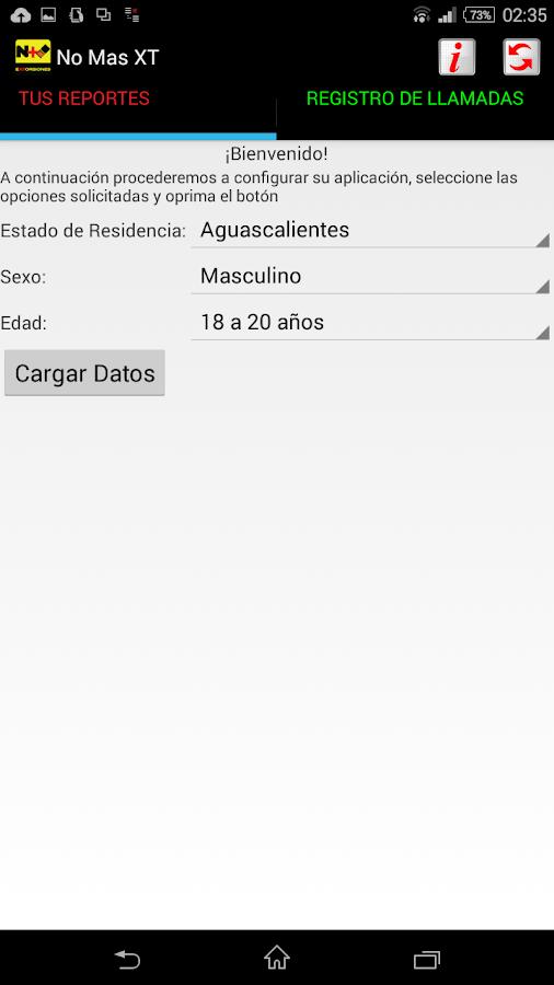 No mas extorsiones no mas xt android apps on google play for No mas 900 oficina directa