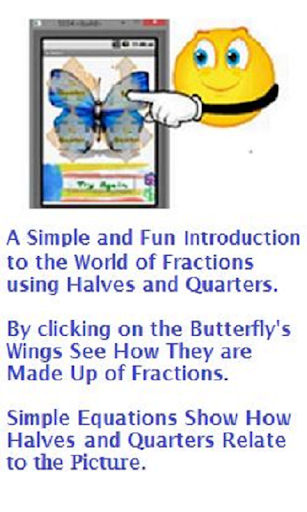 Butterfly Fractions - Free