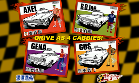 Crazy Taxi Classic Screenshot 2
