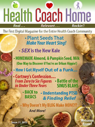 Health Coach Home