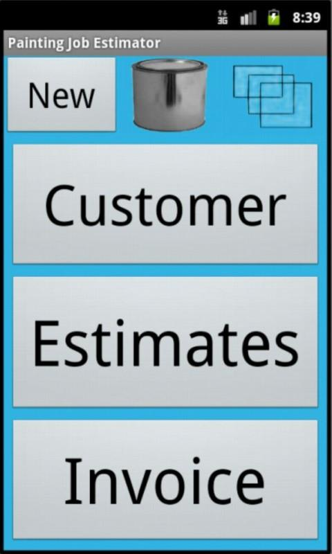 Paint Job Estimator  Android Apps On Google Play