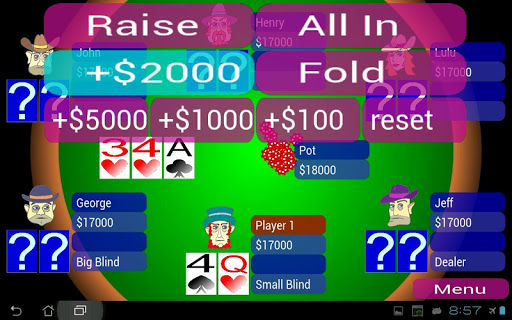 Offline Poker Texas Holdem  screenshots 6