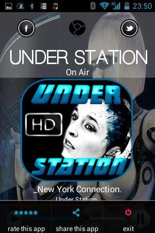 UNDER STATION RADIO