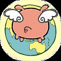 Piggy Travel Plan icon
