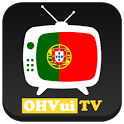 OHVui TV Portugal icon