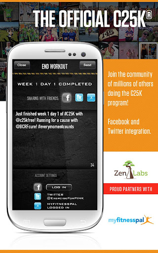 【免費健康App】C25K®  - 5K Trainer Pro-APP點子