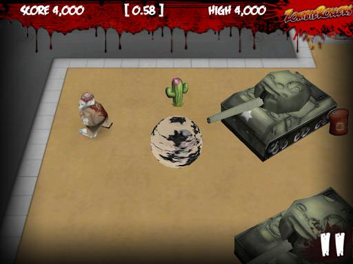 Zombie Rollers|玩動作App免費|玩APPs