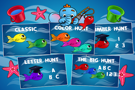 Trunky Fishing Game- screenshot thumbnail