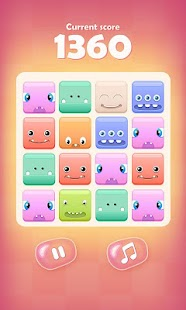 2048 Cute Monsters - screenshot thumbnail