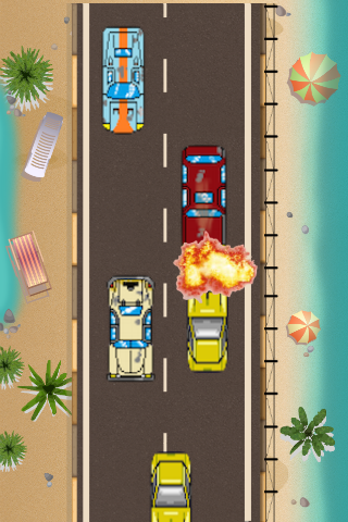 Cars Driving Rush Simulator
