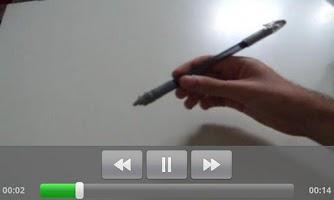 Screenshot of Pen Spinning