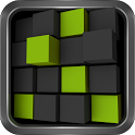 Cube City 3D Live Wallpaper icon