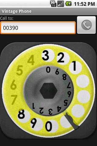 Vintage Phone - screenshot