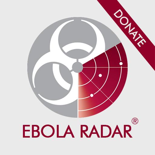 Ebola Radar 0.2 Donate LOGO-APP點子