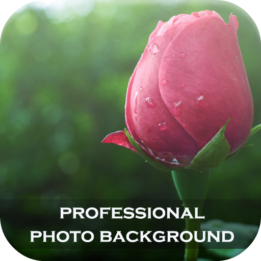 Professional Photo Background LOGO-APP點子