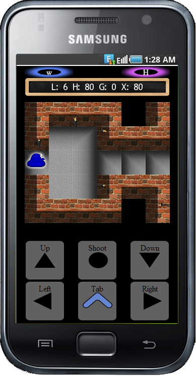 Pigeonstein- screenshot
