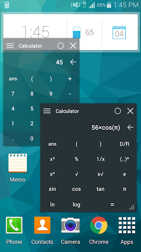 Floating Calculator Lite