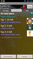 Screenshot of KegMon