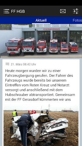 Freiwlg. Feuerwehr Hagenbrunn