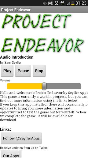 Project Endeavor