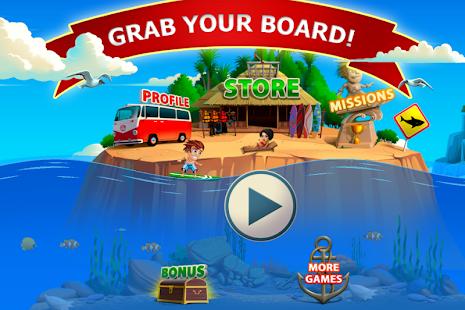 Banzai Surfer - screenshot thumbnail