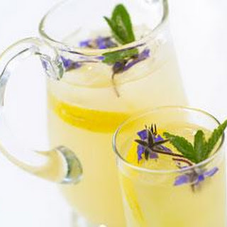 Lemongrass And Ginger Lemonade.