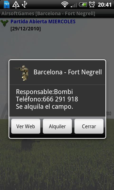 AirsoftGames- screenshot
