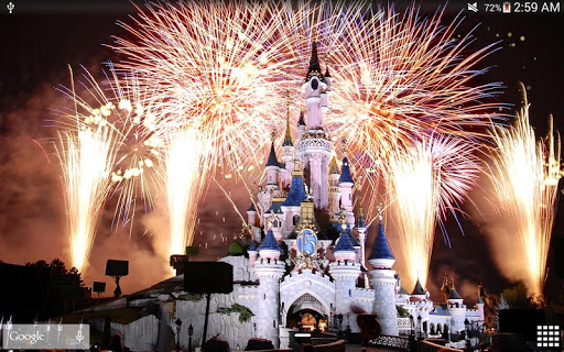 New Year Fireworks LWP (PRO) 1.3.1 screenshots 18
