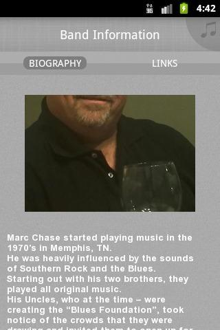 Marc Chase - screenshot