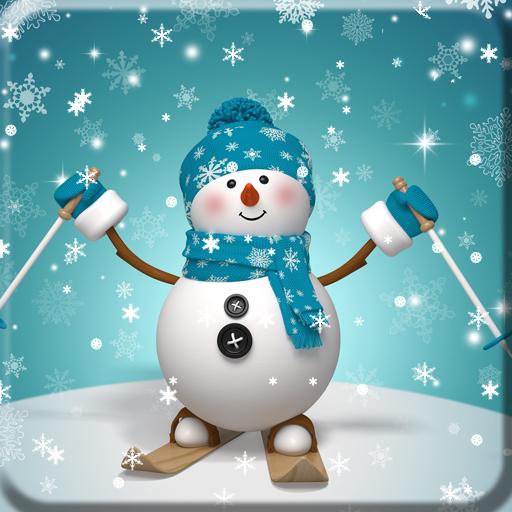 聖誕免費動態桌布 個人化 App Store-愛順發玩APP