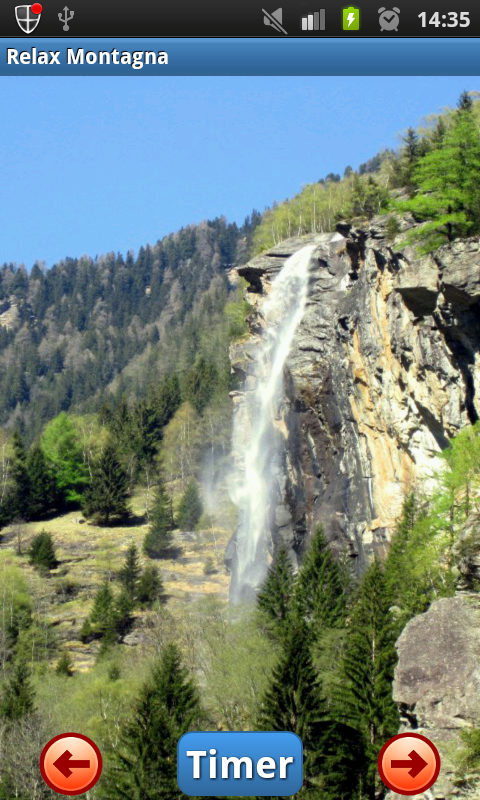 Relax Mountain Nature Sounds Android Apps On Google Play