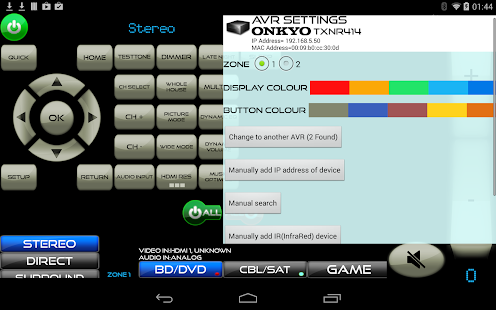 App Lost TV/Cable/BDP remote control app APK for Windows Phone