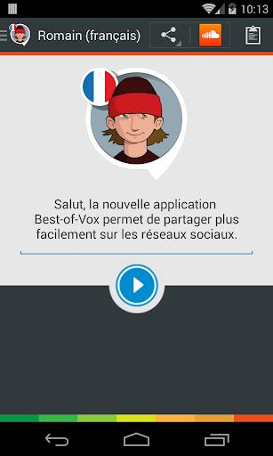 Romain voice French