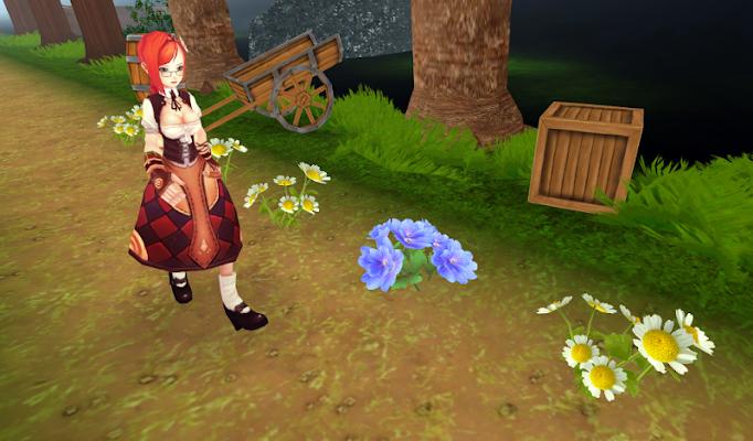 Farmer Girl Runner - screenshot