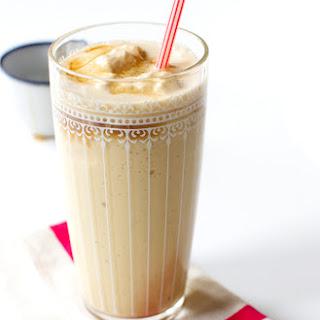 Maple Syrup Milkshake.