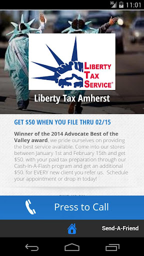 Liberty Tax Amherst