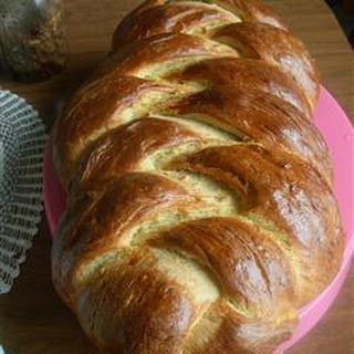 Plaited Loaf.