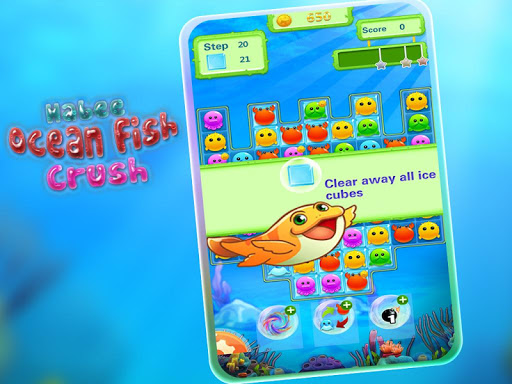 Habee Ocean Fish Crush