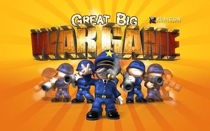 Great Big War Game Screenshot 5