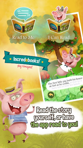 Three Little Pigs Storybook