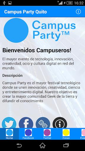 Campus Party Quito 2014