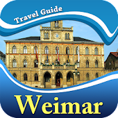 Weimar Offline Map Guide