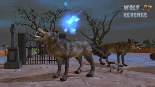 Wolf Revenge 3D Simulator