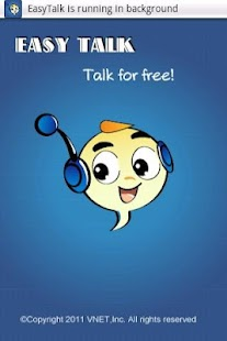 Easytalk - Free Text and Calls - screenshot thumbnail