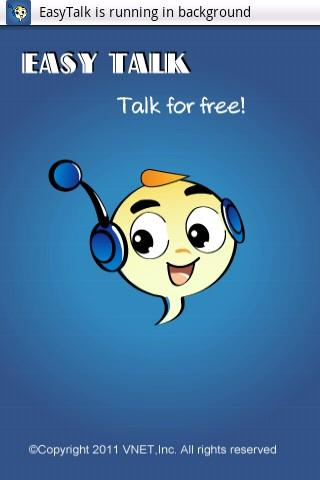 Easytalk - Free Text and Calls - screenshot
