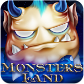 Monsters Land GO Super Theme