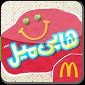 McDonald's Happy Apples icon