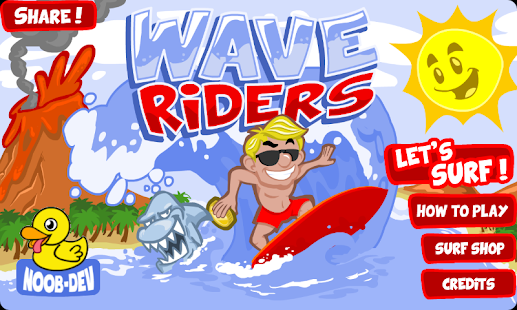 Wave Riders- screenshot thumbnail