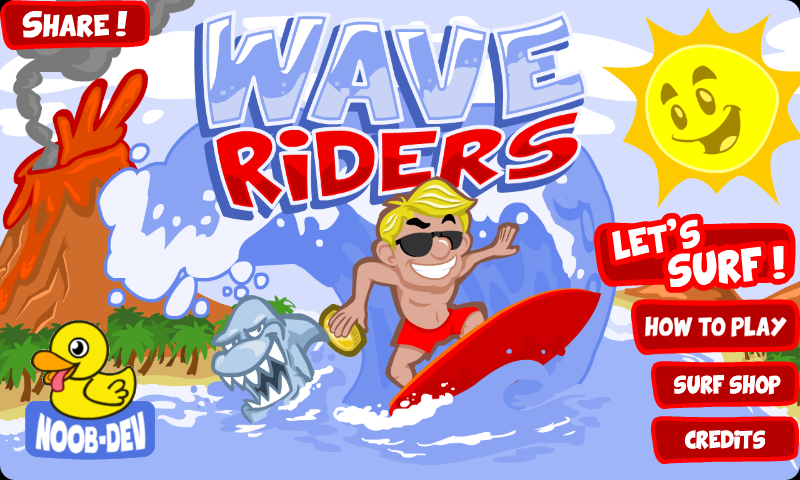 Wave Riders- screenshot