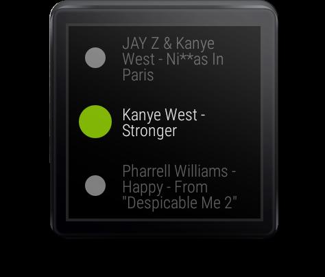 Wear Spotify For Wear OS (Android Wear) 1.3.1 screenshots 5